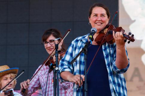 Bluegrass Day at the Fair 2018